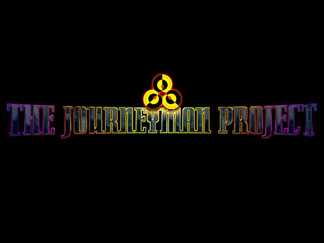 Title screen from The Journeyman Project
