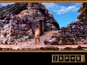 Screenshot from Wrath of the Gods