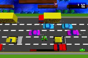 Screenshot from Frogger: He's Back!
