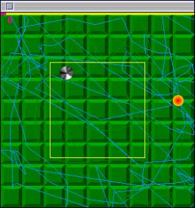 Screenshot from Gravity Balls