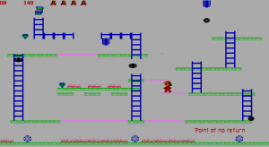 Screenshot from Aldo's Adventure