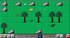 Screenshot from Dinosaur Predators