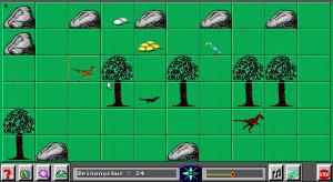 Screenshot from Dinosaur Predators