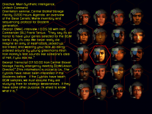 Screenshot from MissionForce: CyberStorm