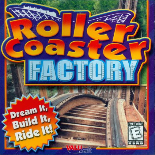 Cover art for Roller Coaster Factory