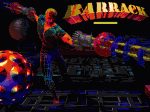 Title screen from Barrack