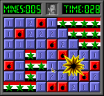 Screenshot from Saddam's Revenge