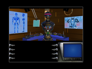 Screenshot from Robot City