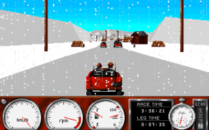 Screenshot from 1000 Miglia