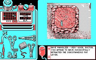 Screenshot from Life & Death
