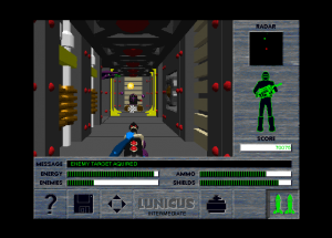 Screenshot from Lunicus
