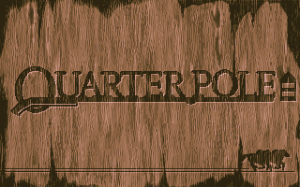 Title screen from QuarterPole