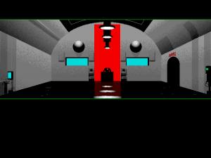 Screenshot from Spaceship Warlock