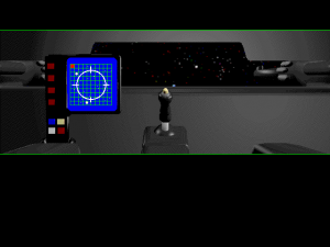 Screenshot from Spaceship Warlock
