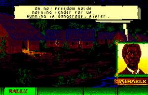 Screenshot from Freedom: Rebels in the Darkness