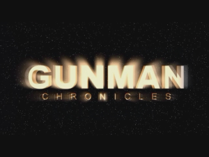 Title screen from Gunman Chronicles