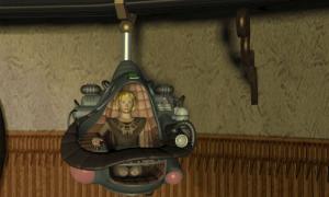 Screenshot from Lighthouse: The Dark Being