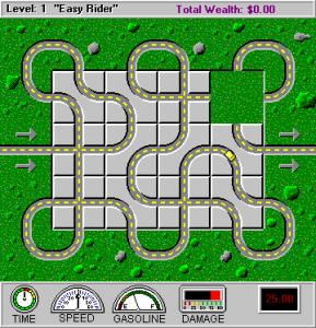 Screenshot from Street Shuffle