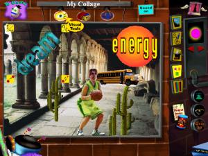 Screenshot from Imagynasium