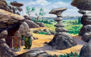 Screenshot from Curse of Enchantia