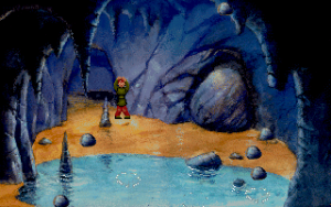 Screenshot from Curse of Enchantia