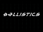 Title screen from Ballistics