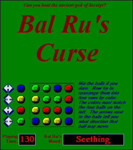 Screenshot from Bal Ru's Curse