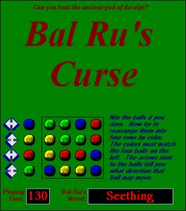 Screenshot from Bal Ru's Curse