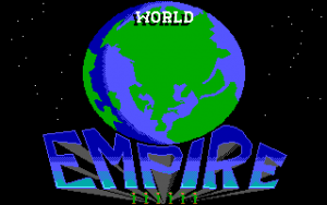 Title screen from World Empire