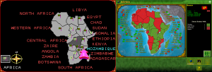 Screenshots from World Empire and World Empire V