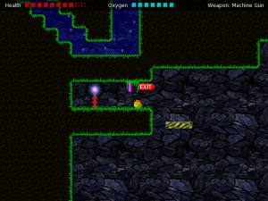 Screenshot from Blob Wars: Metal Blob Solid