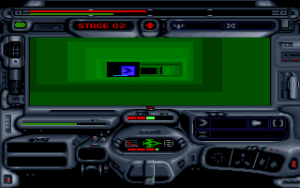 Screenshot from Tunnels of Armageddon