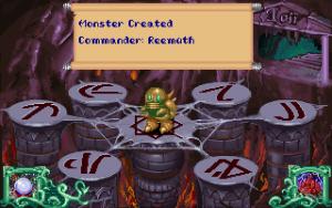 Screenshot from Dominus