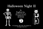 Title screen from Halloween Night II