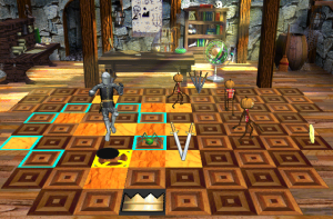 Screenshot from Knight Moves