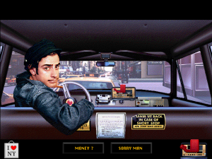 Screenshot from Hell Cab