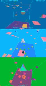 Screenshots from Alpha Waves