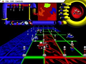 Screenshot from Gridz