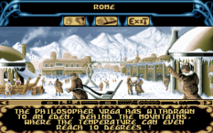 Screenshot from Transarctica
