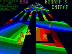 Screenshot from Moraff's Entrap