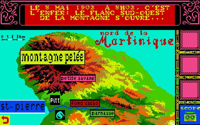 Screenshot from Méwilo