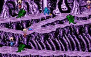 Screenshot from Knights of the Crystallion