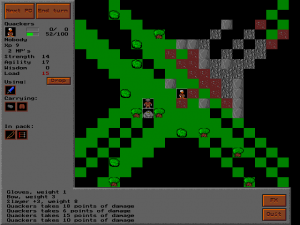 Screenshot from Magus