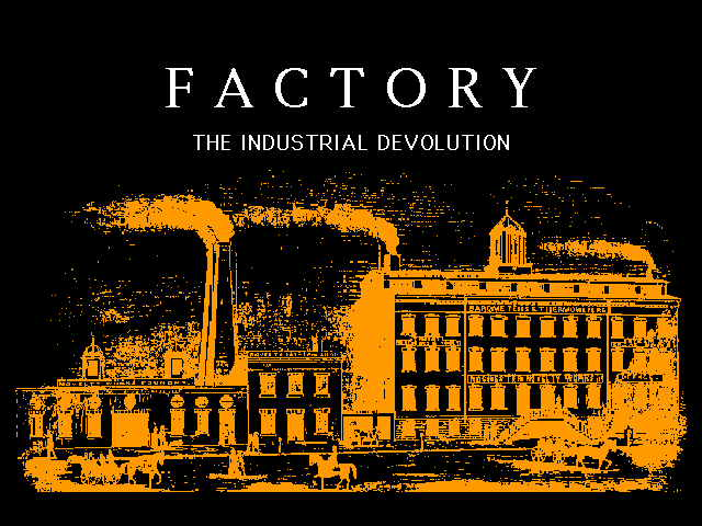 Screenshot from Factory: The Industrial Devolution