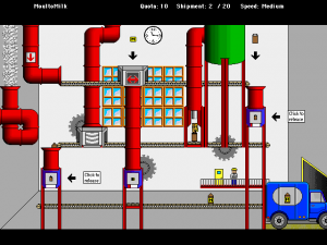 Screenshot from Factory: The Industrial Revolution