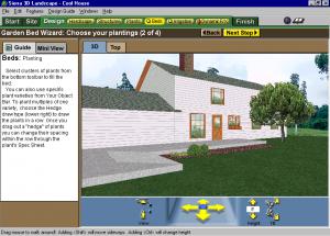 Screenshot from Sierra LandDesigner 3D