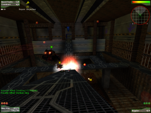 Screenshot from Control Monger
