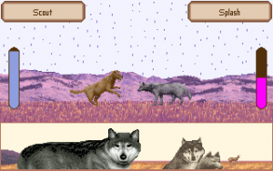 Screenshot from Wolf