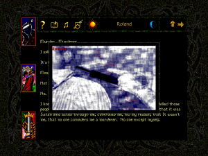 Screenshot from The Madness of Roland