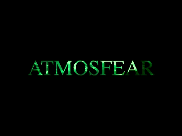 Title screen from Atmosfear: The Third Dimension